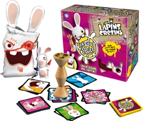 Jungle speed lapins cretins jeu