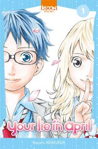 Your lie in april 1 ki oon